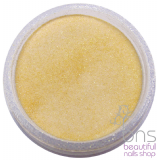 Gold acrylic powder with very fine glitter 4g /250/